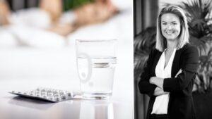 Jennie Sterning ekonomichef EQL Pharma kundcase om Oxceed